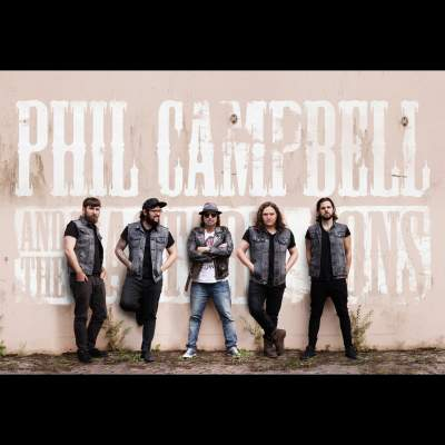 Phil Campbell and The Bastard Sons image