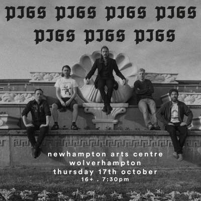 PIGS PIGS PIGS PIGS PIGS PIGS PIGS  tickets