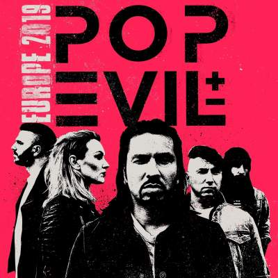 Pop Evil tickets