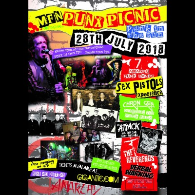 Punx Picnic  tickets