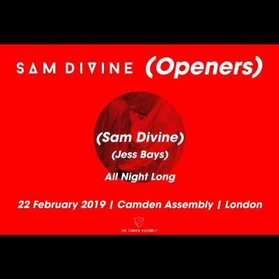 Sam Divine  tickets