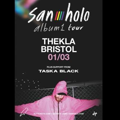 San Holo tickets