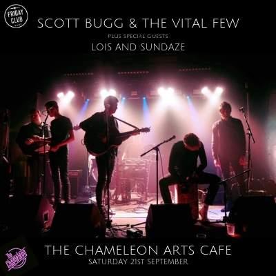 Scott Bugg & The Vital Few tickets