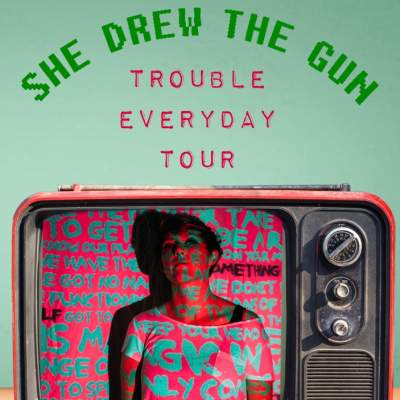 She Drew The Gun tickets