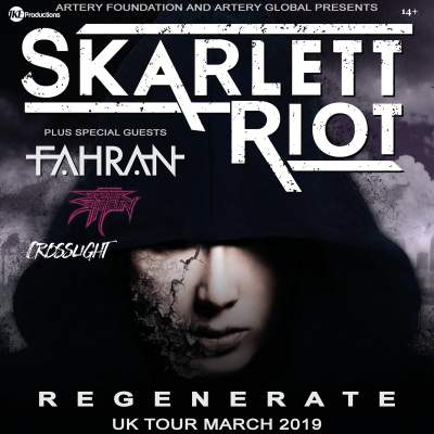 Skarlett Riot tickets