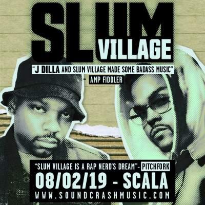 Slum Village tickets
