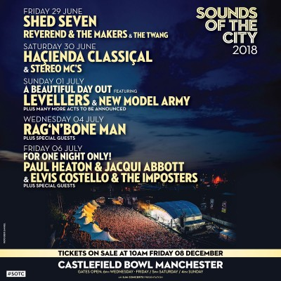 Sounds Of The City  tickets