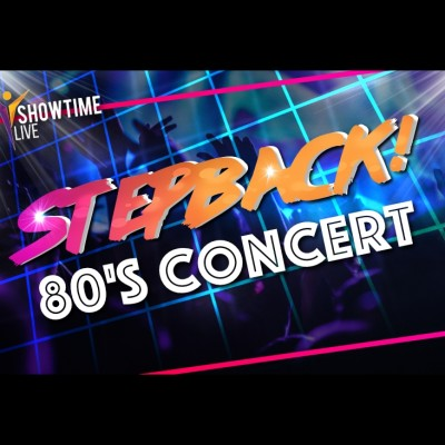 Stepback 80s tickets