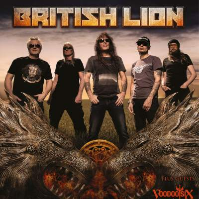 Steve Harris British Lion tickets