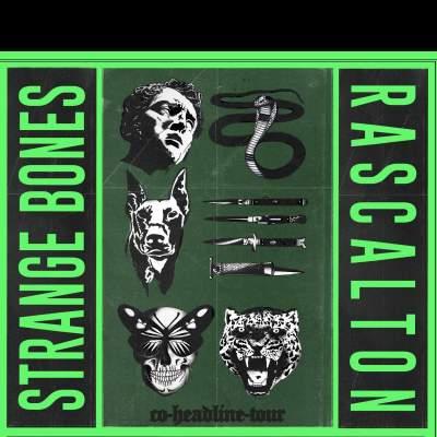Strange Bones + Rascalton tickets