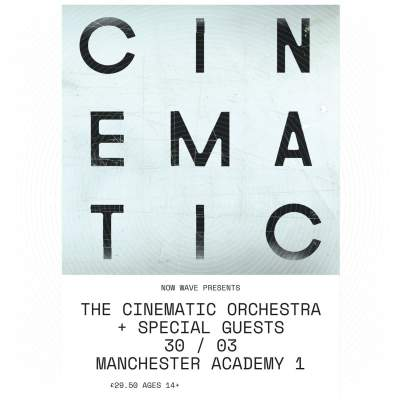 The Cinematic Orchestra tickets