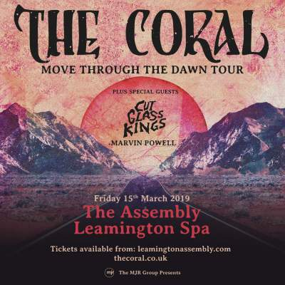 The Coral tickets