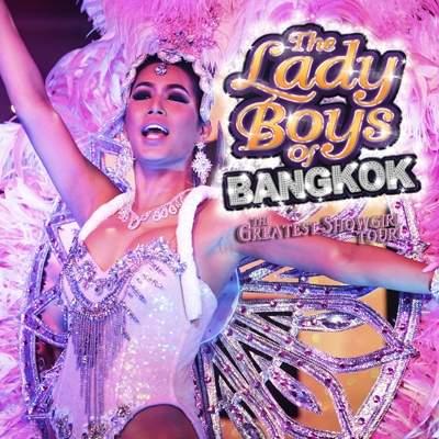 The Lady Boys of Bangkok tickets