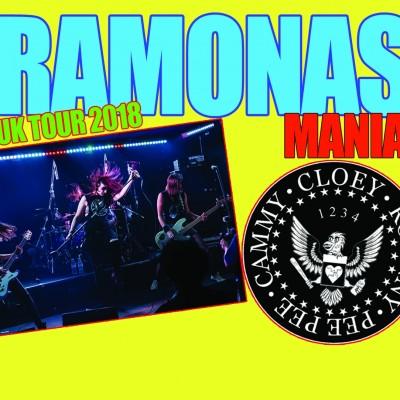 The Ramonas tickets