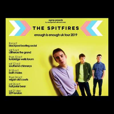 The Spitfires tickets