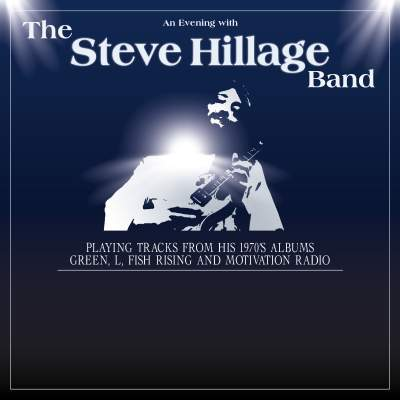 The Steve Hillage Band tickets