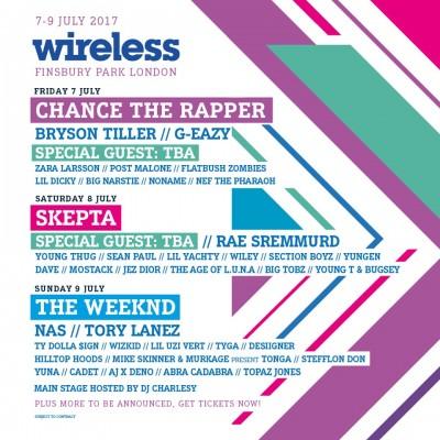 Wireless 2017