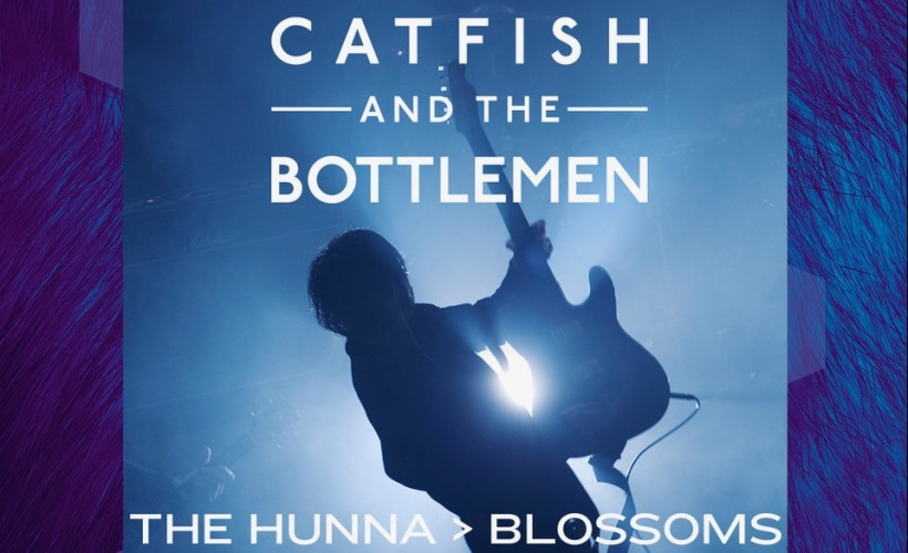 APE Presents: Catfish and the Bottlemen