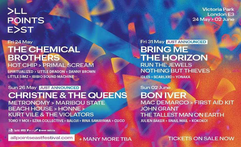 All Points East Festival tickets