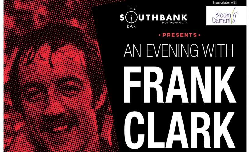 An Evening with Frank Clark  tickets