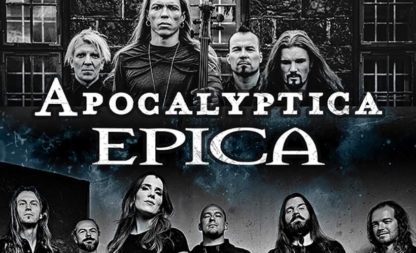 Apocalyptica & Epica tickets