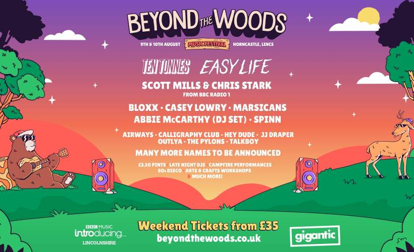 Beyond the Woods tickets