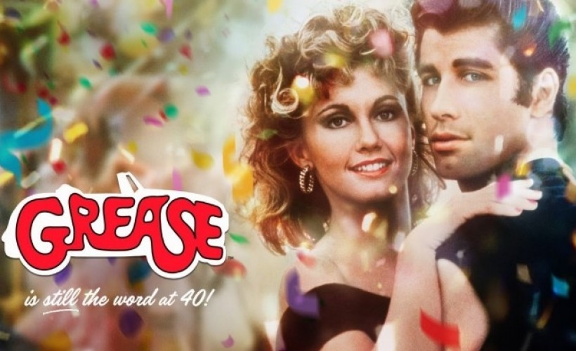 BIG SKY CINEMA - Grease tickets