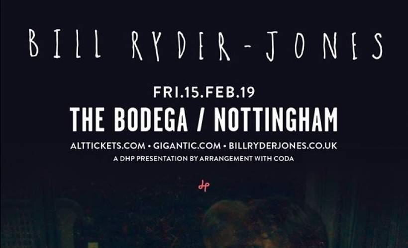 Bill Ryder Jones tickets