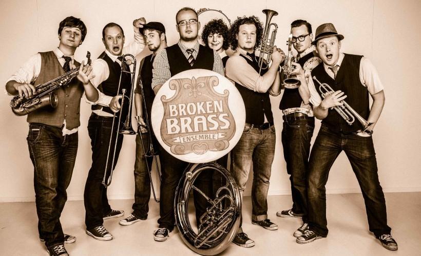Broken Brass Ensemble tickets