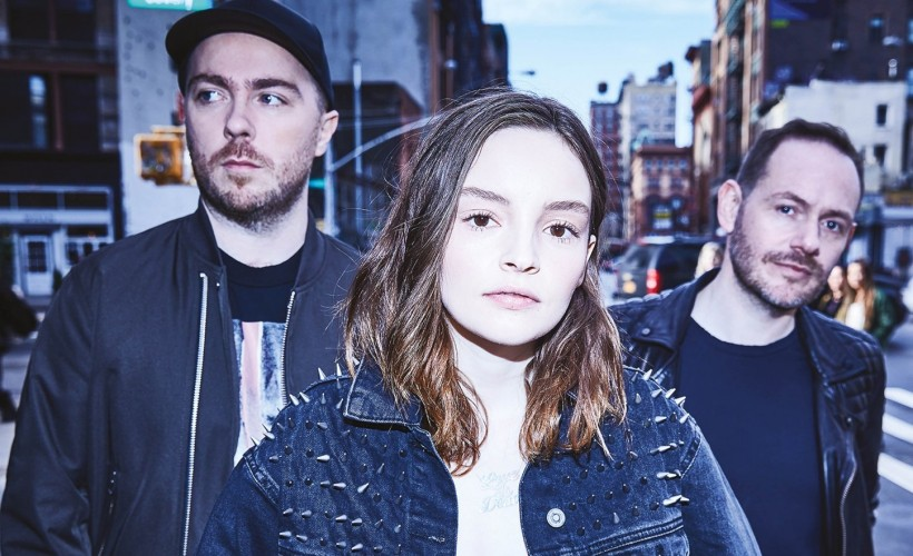 Chvrches tickets