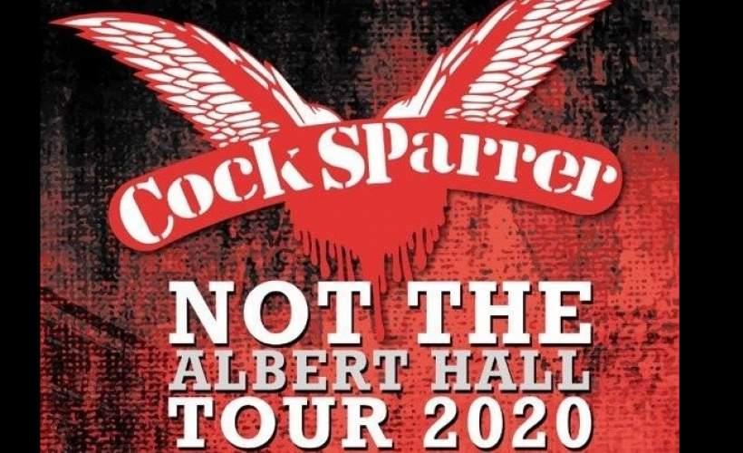 Cock Sparrer tickets