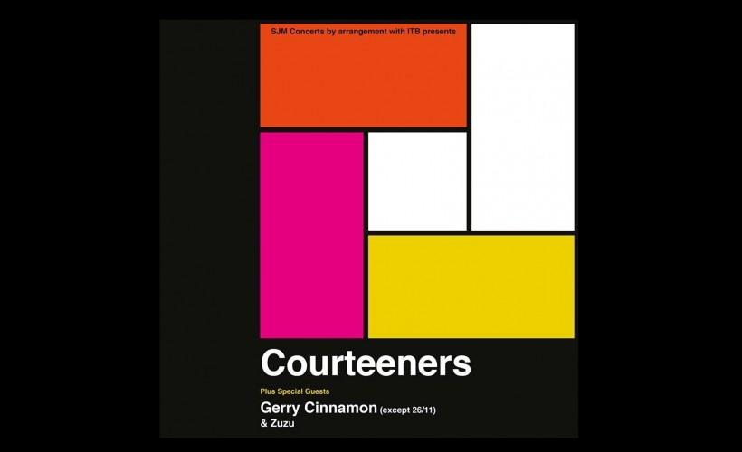 Courteeners tickets