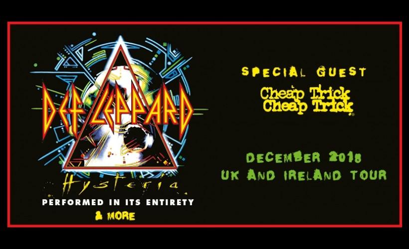 Def Leppard - The Hysteria Tour