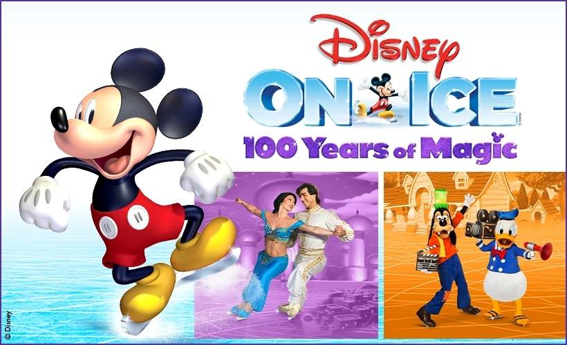 Disney On Ice tickets