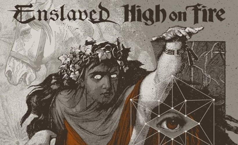 Enslaved + High On Fire