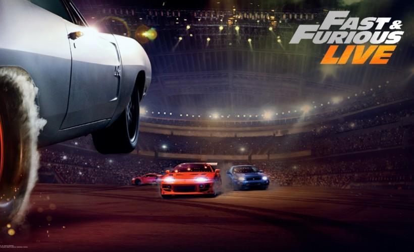 Fast & Furious Live!