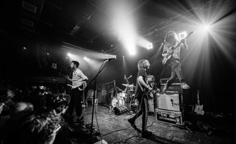 Fontaines D.C. tickets