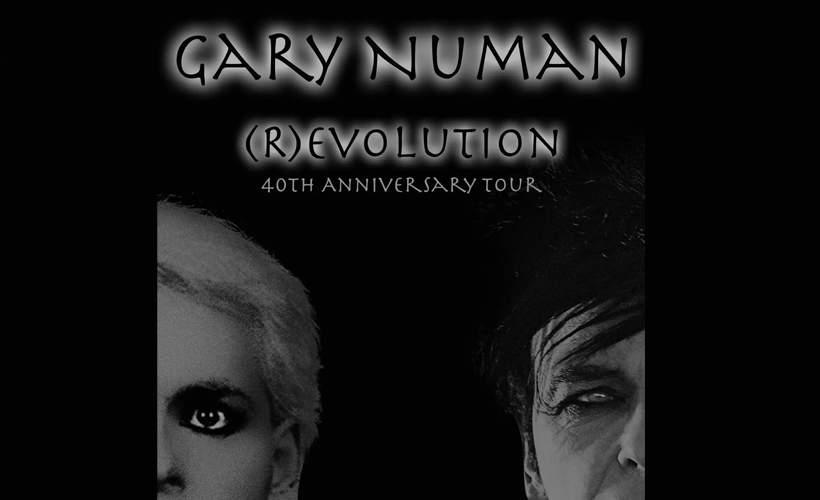 Gary Numan tickets