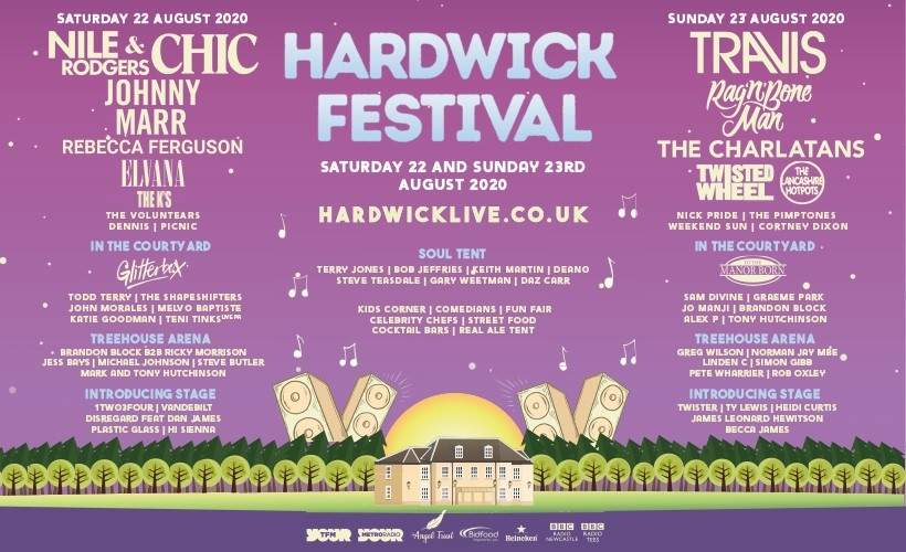 Hardwick Live Festival tickets