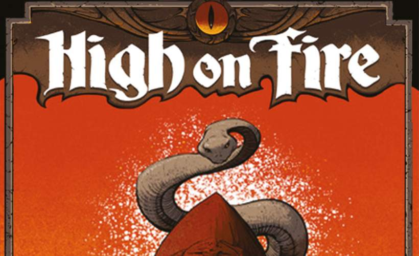 High On Fire tickets