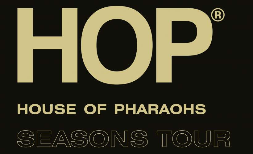 House Of Pharaohs tickets