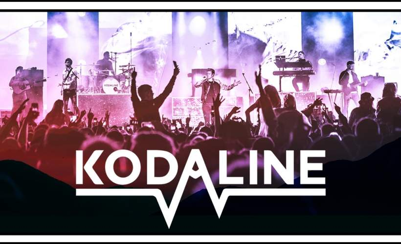 Kodaline tickets