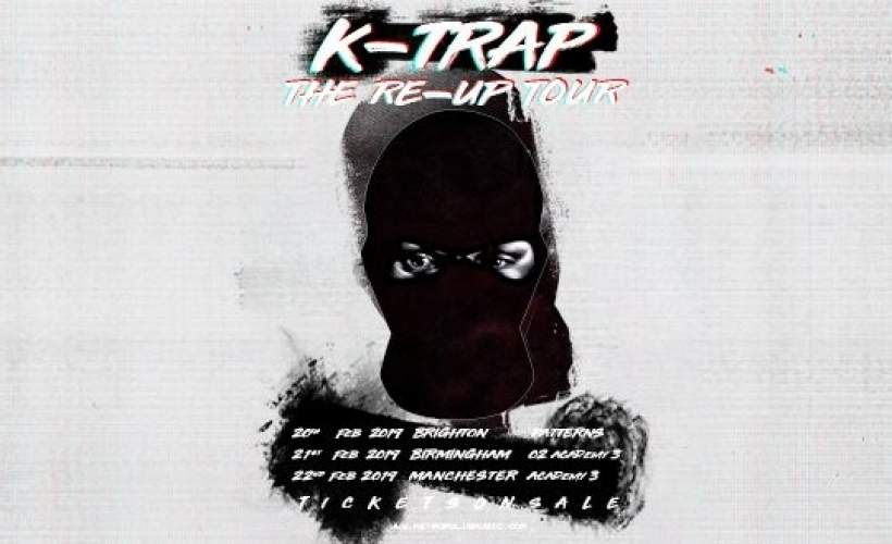 K-Trap tickets