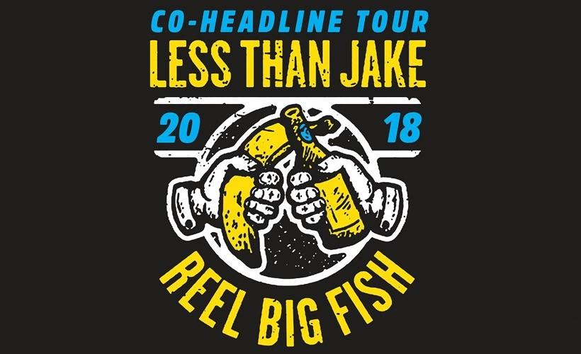 Less Than Jake | Reel Big Fish