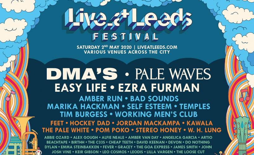 Live at Leeds 2020 tickets