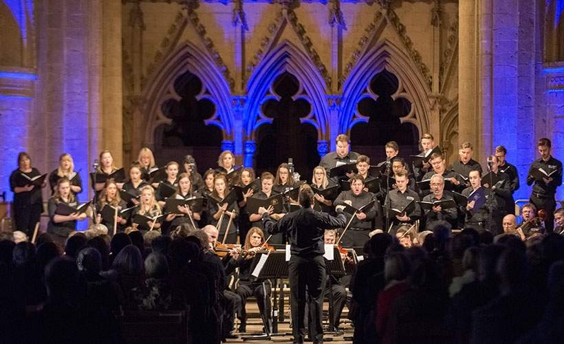 Magnificat: Experience an evening of John Rutter tickets