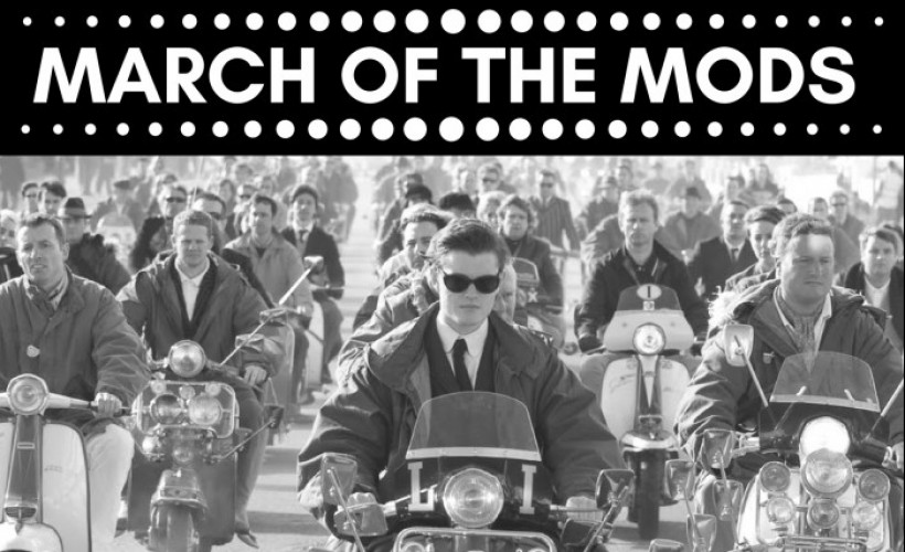 March of the Mods tickets