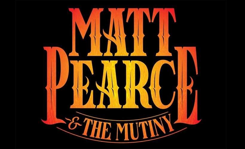 Matt Pearce tickets
