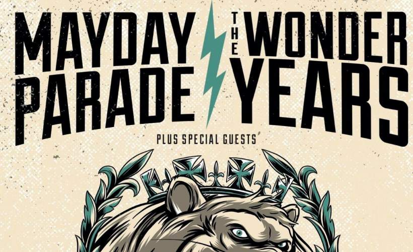 Mayday Parade tickets