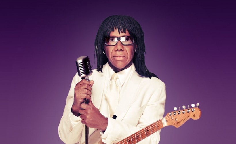 Sounds of the City - Nile Rodgers & Chic